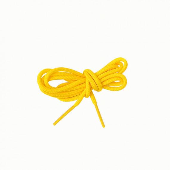 Fädelschnur, 90 cm lang, gelb