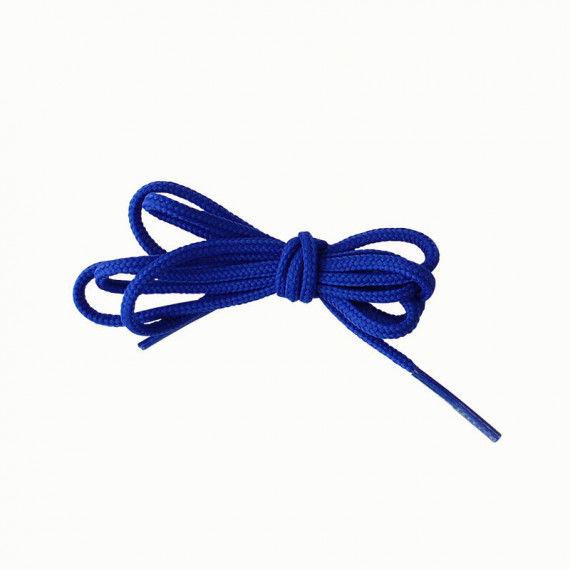 Fädelschnur, 90 cm lang, blau