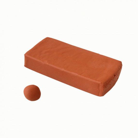 Efa-Plast, 500 g Block, terracotta