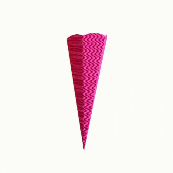 Kleine Schultüte, pink