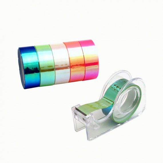 Klebefilm-Set mit Abroller