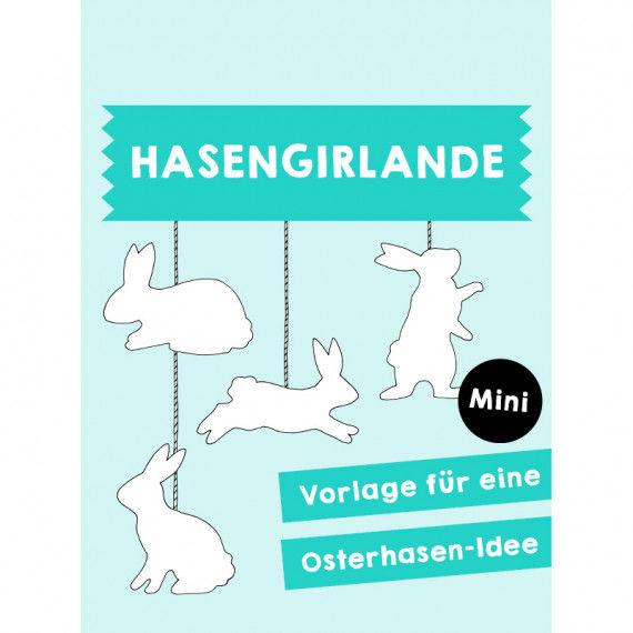 Hasengirlande - Gratis PDF