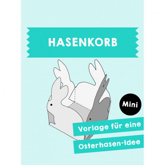Hasenkorb - Gratis PDF