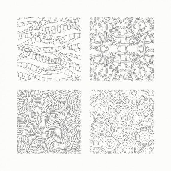 Ausmalbilder - Formen PDF | Labbé