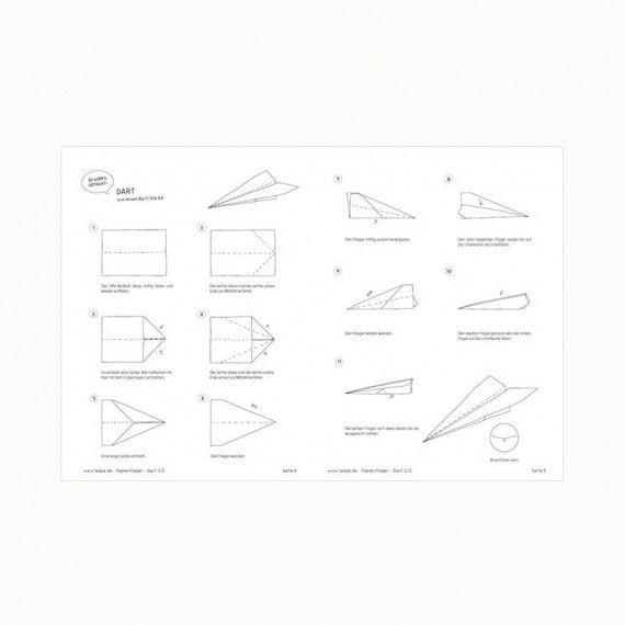 papierflieger pdf labb. Black Bedroom Furniture Sets. Home Design Ideas