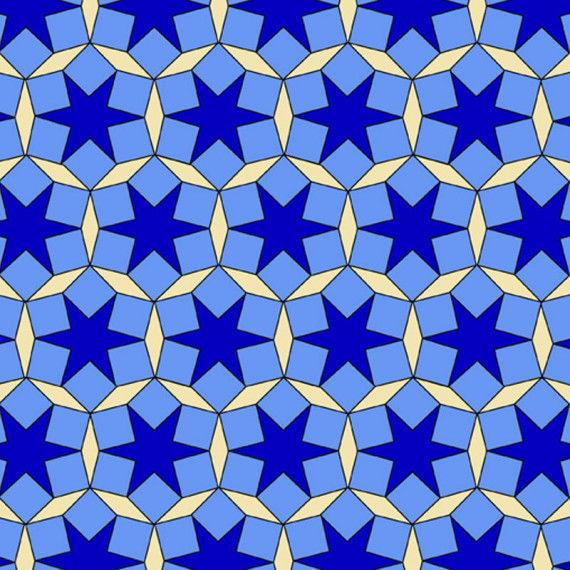 Geometrie als Grundlage für fantastische Muster