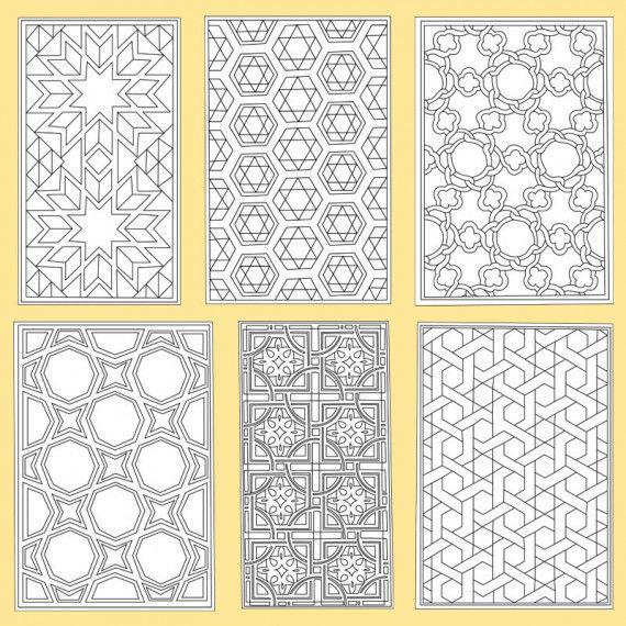 ausmalen ornamente aus kirchen und moscheen pdf labb. Black Bedroom Furniture Sets. Home Design Ideas