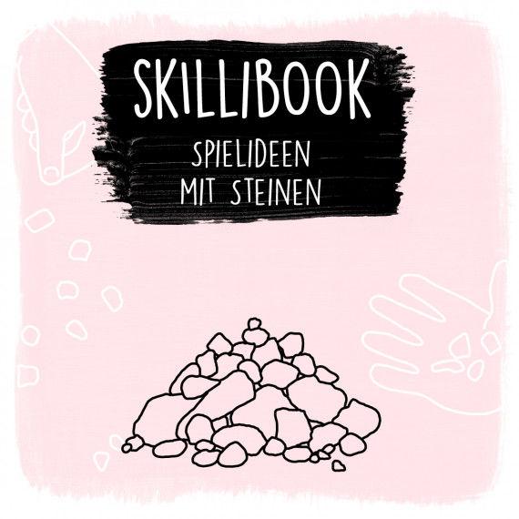 Skillibook - Spielideen mit Steinen