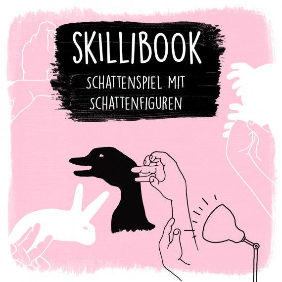 Skillibook - Schattenspiel mit Schattenfiguren