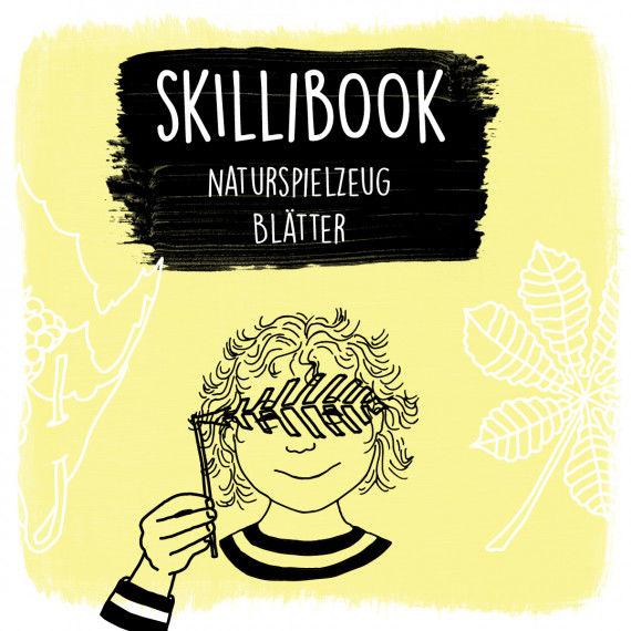 Skillibook - Naturspielzeug Blätter