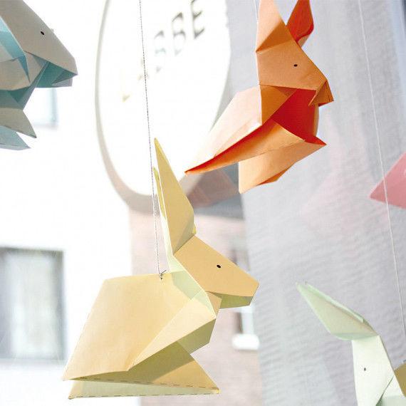 Origami-Hase, Sonderangebot