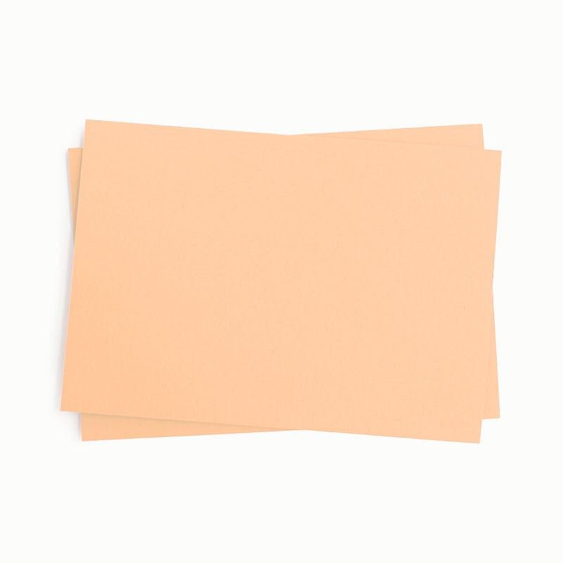 Tonpapier, einzeln, hautfarben