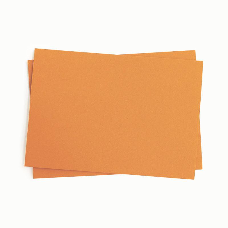 Tonpapier, einzeln, hellbraun