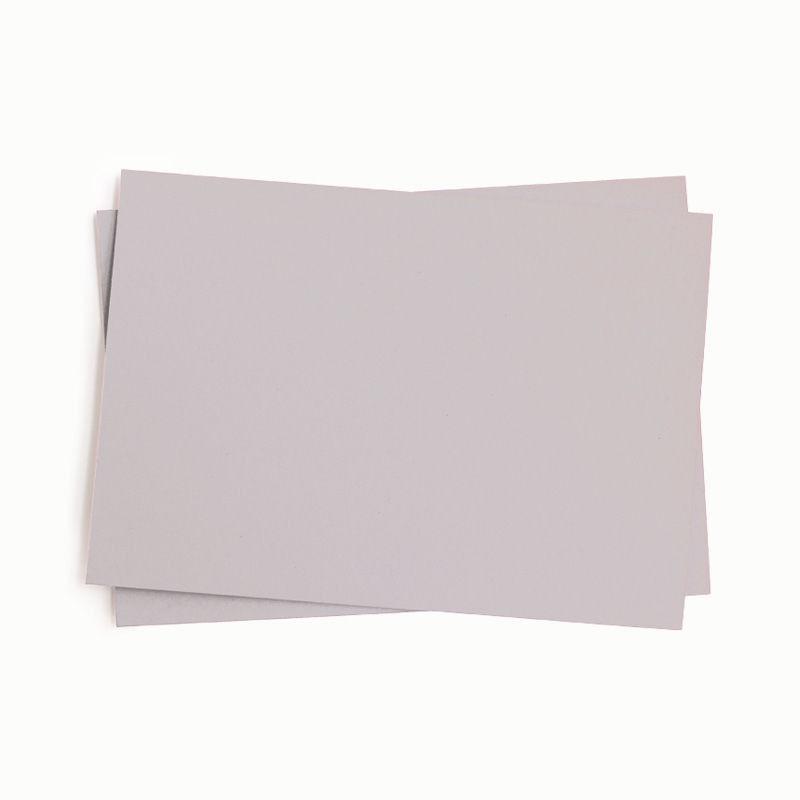 Tonpapier, einzeln, grau