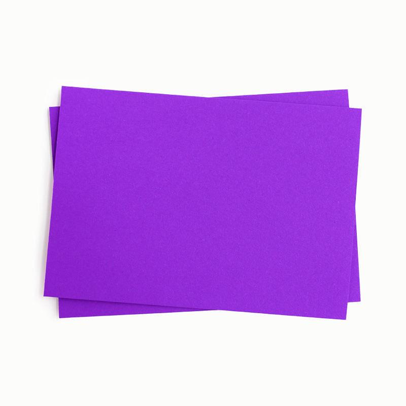 Fotokarton, einzeln, violett