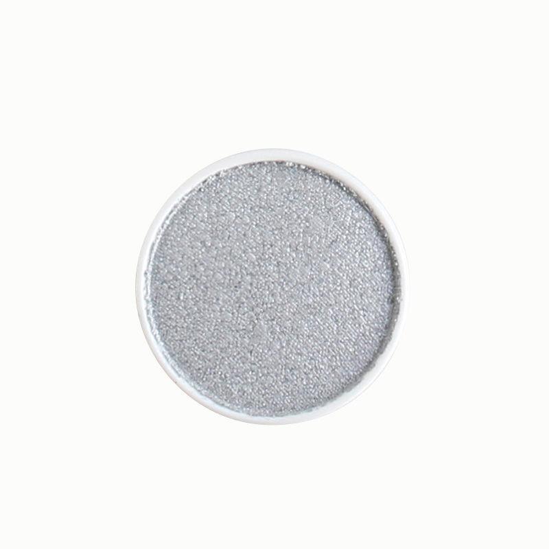Schmink-Ersatznäpfchen, silber