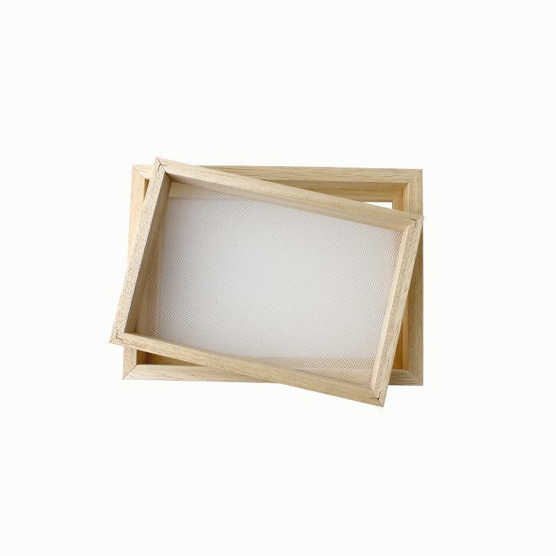 Papierschöpfrahmen, DIN A5