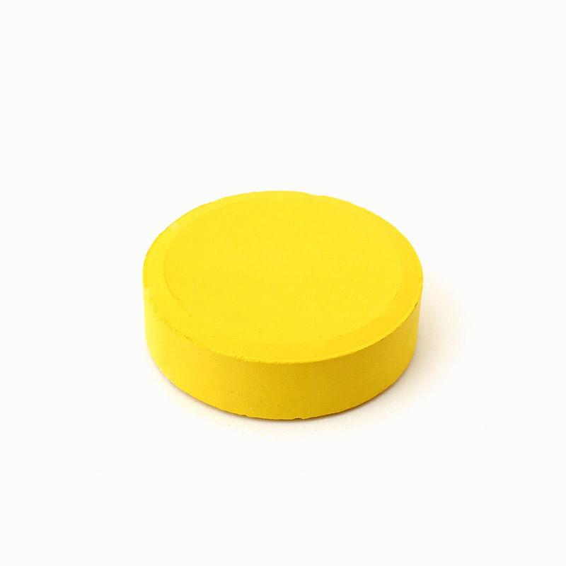 Tempera-Puck 44 mm, gelb