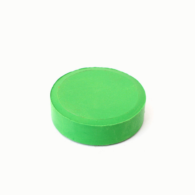 Tempera-Puck 44 mm, gelbgrün