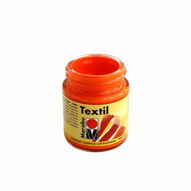 Stoffmalfarbe 50 ml, orange