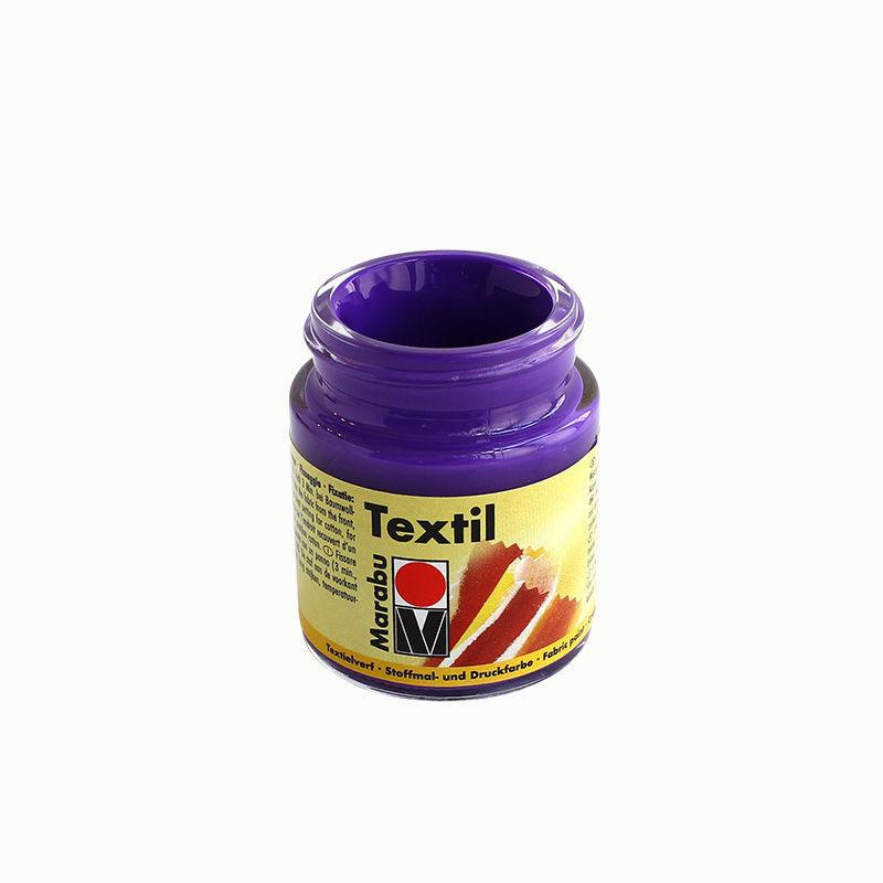 Stoffmalfarbe 50 ml, violett