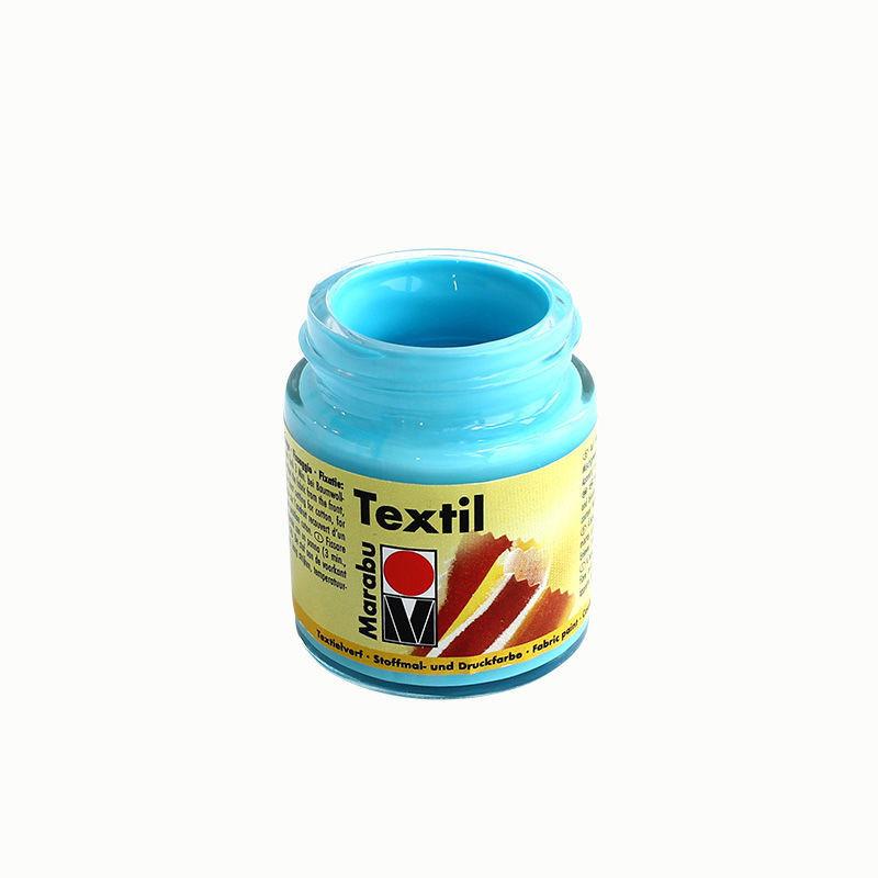 Stoffmalfarbe 50 ml, türkis