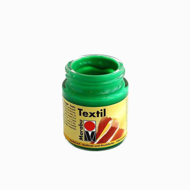 Stoffmalfarbe 50 ml, hellgrün