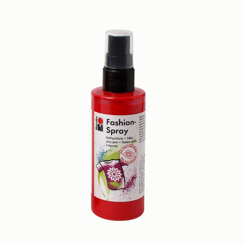 Fashion-Spray, rot