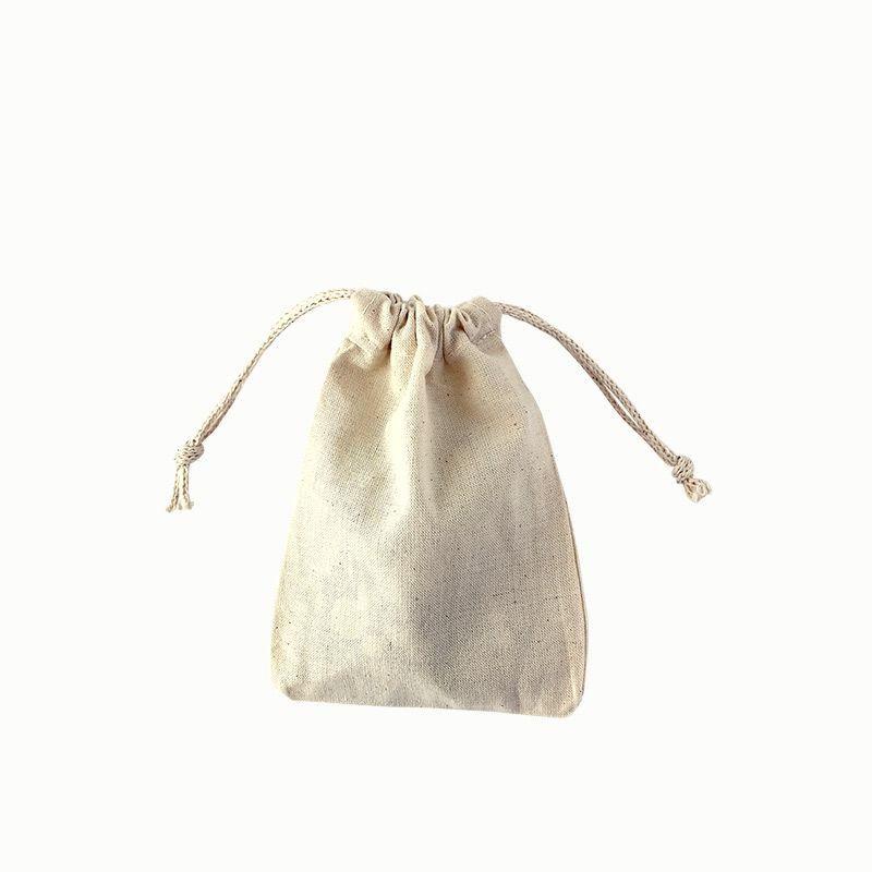 Kleine Baumwollsäckchen