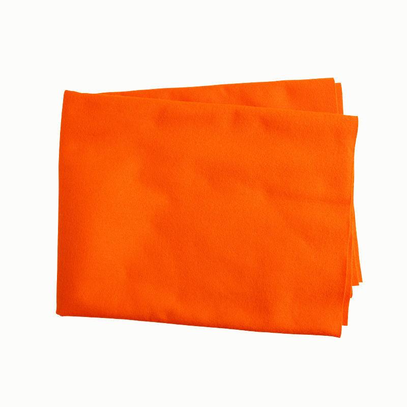 Filztuch, orange