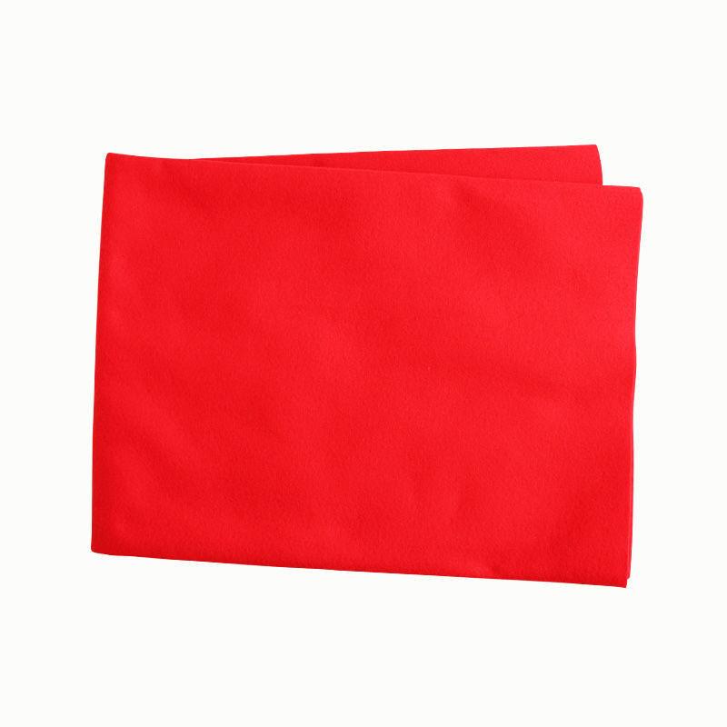 Filztuch, rot