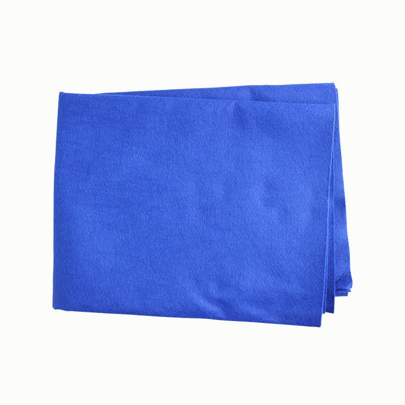 Filztuch, blau
