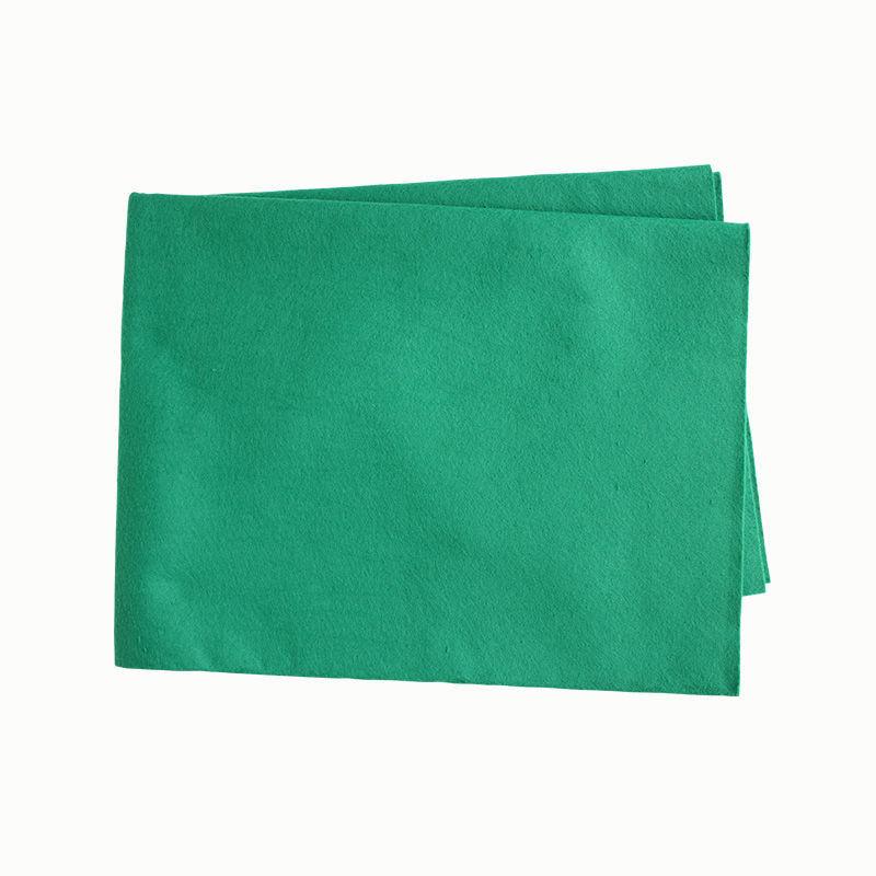 Filztuch, grün