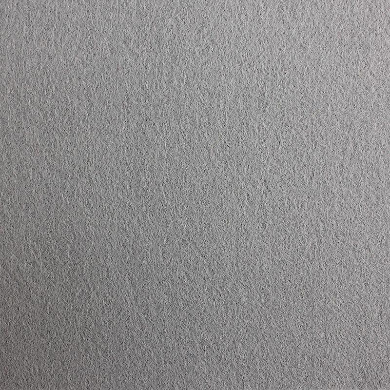 Filzplatte extradick, grau