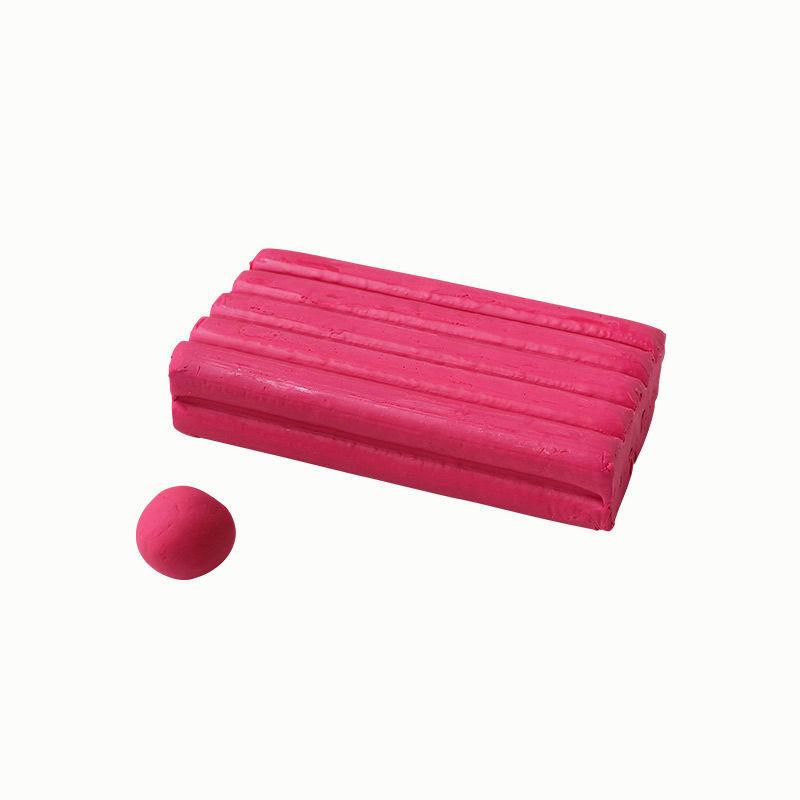Knete, pink