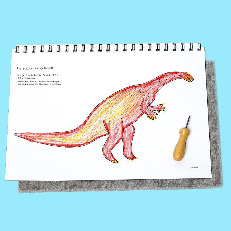 Dino-Prickbuch