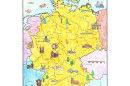 Deutschlandkarte PDF