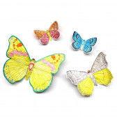 Schmetterlinge zum Aufhängen, Aufkleben & Balancieren
