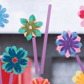 Kirigami Blumen