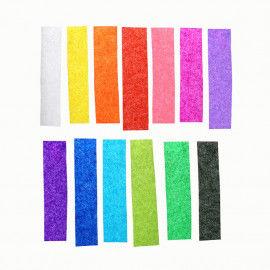 Seidenpapier-Sortiment farbfest, 26 Bogen, 50 x 70 cm