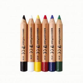 Schminkstifte in 6 Farben