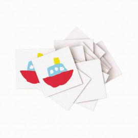 Memo-Karten, 60 Stück