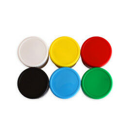 Fingerfarben-Set für Kinder mit 6 Farben