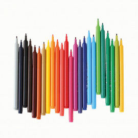 Fasermaler Primo Set mit 24 Farben