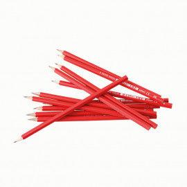 Bleistifte HB, 12 Stifte Etui