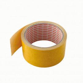 Doppelklebeband,  50 mm breit, 10 m lang