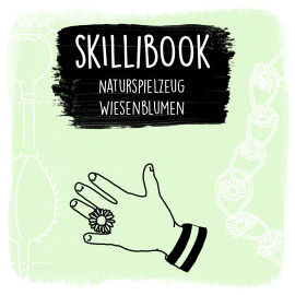 Skillibook - Naturspielzeug Wiesenblumen