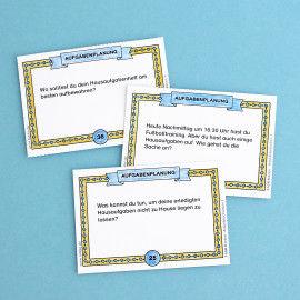 Impulskarten aus dem Karten-Set Arbeitstechniken - Aufgabenplanung