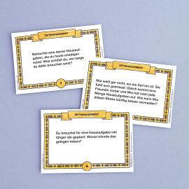 Impulskarten aus dem Karten-Set Arbeitstechniken - Zeitmanagement