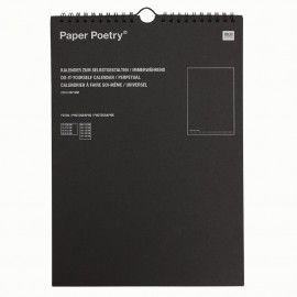 Blanko-Kalender zum freien Gestalten